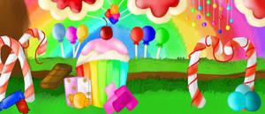 CandyLand WIP.