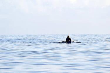 The Fisherman by Lalalelilolu