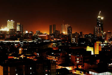 Mixed City by Lalalelilolu