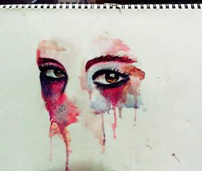 Magnetic Eyes by Lalalelilolu