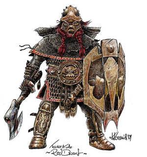Tolkien - Dwarf