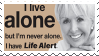 life alert stamp by hypsistamps