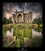 ...Kornik castle... by canismaioris