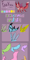 538. Faexen Species Ref. by Romantiik