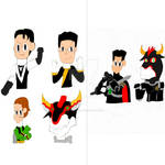 Bovine Themed Rangers by Justblaze03