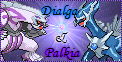 Dialga and Palkia Stamp by EriahSylverstone