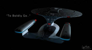 'To Boldly Go..'