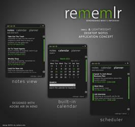 Rememlr Notes App