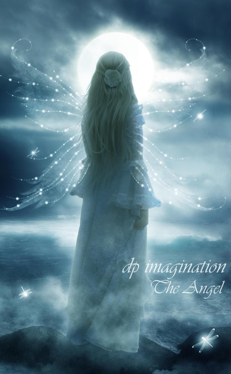 The Angel by dwiprazetyo