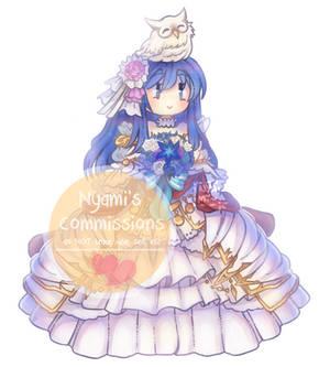 [Commission] Caeda: Talys's Bride