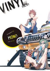 Vinyl by MONQMONK