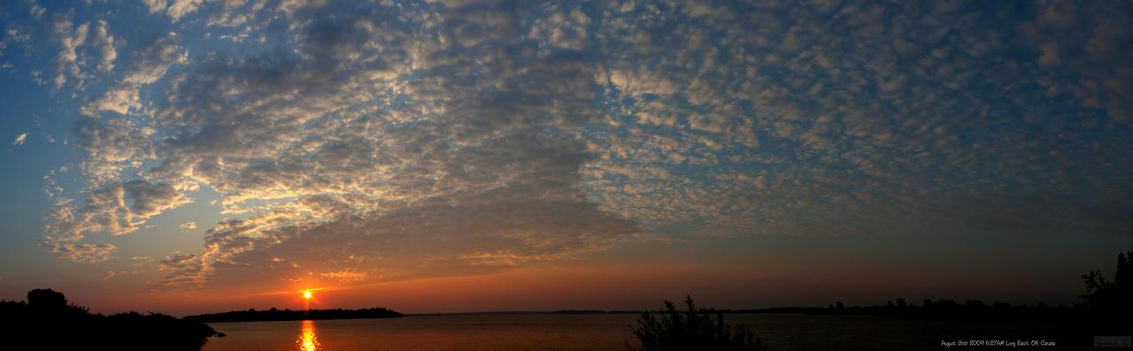 Panorama 3: Sunrise