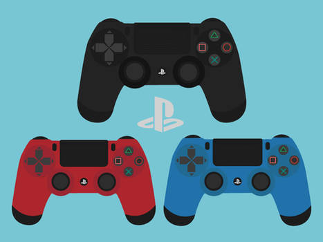 Ps4 Pads (All colors)