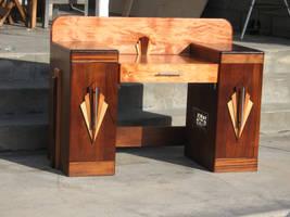 artdeco desk 3 by Transportphotos