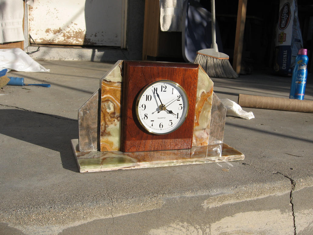 art deco clock 2 by decophoto32