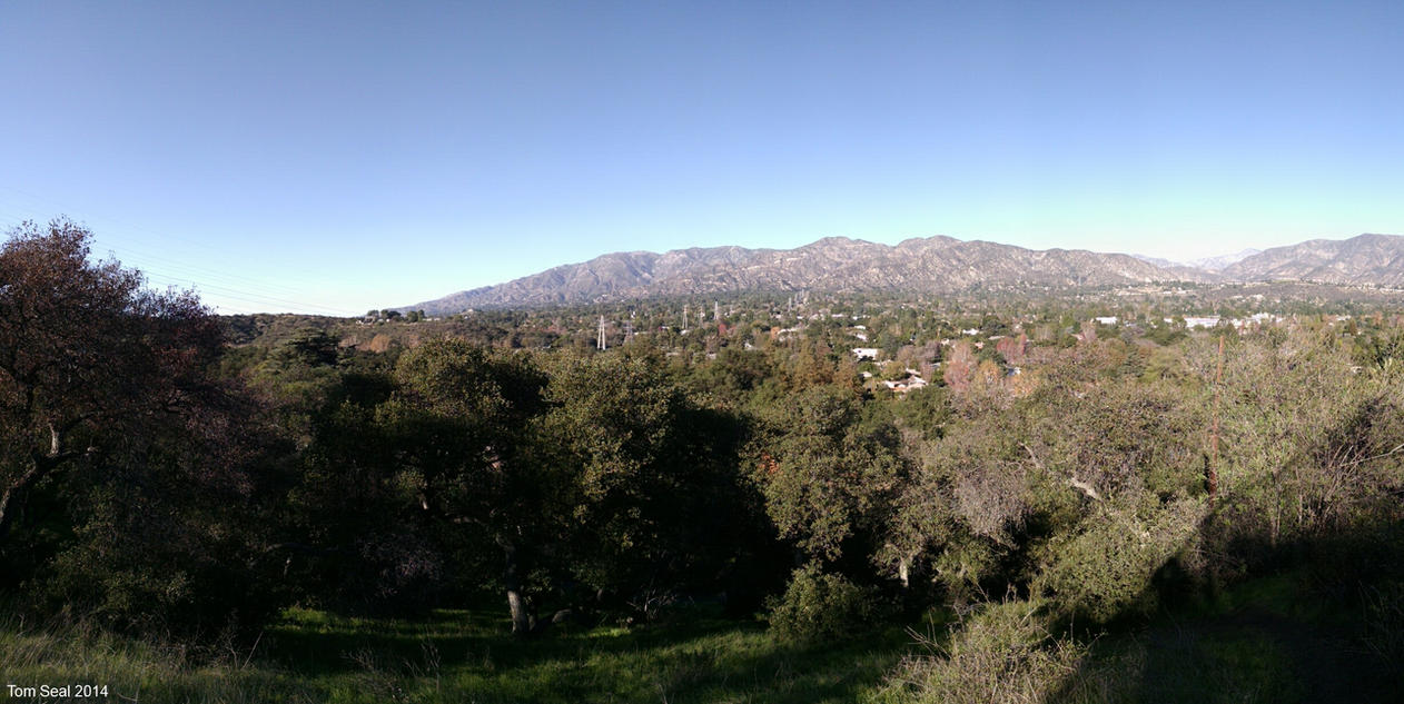 Skyline Panorama by decophoto32