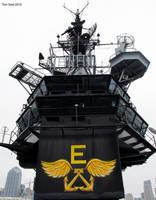 USS Midway Bridge by Transportphotos
