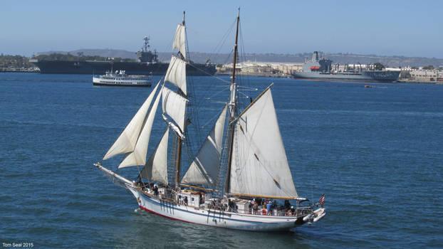 Tall ship 4