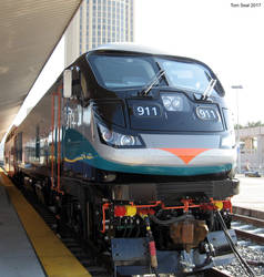 Metrolink 911 by Transportphotos