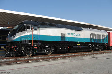 New face of EMD by Transportphotos