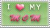 Mom stamp by ArienRavyn