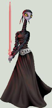 Kaminoan Sith by ArienRavyn