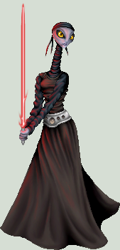 Kaminoan Sith by ArienRavyn on DeviantArt