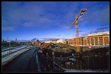Construction by datek