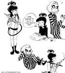 BJ sketches