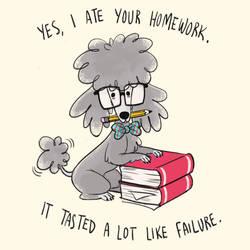 Professor Poodle