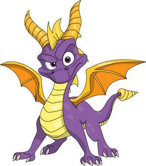 Pyro Purple Dragon