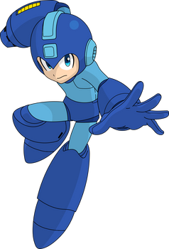 Mega Buster now reloaded