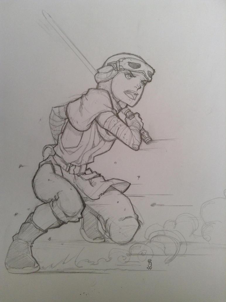 Rey Skywalker/Solo by JediKnight97