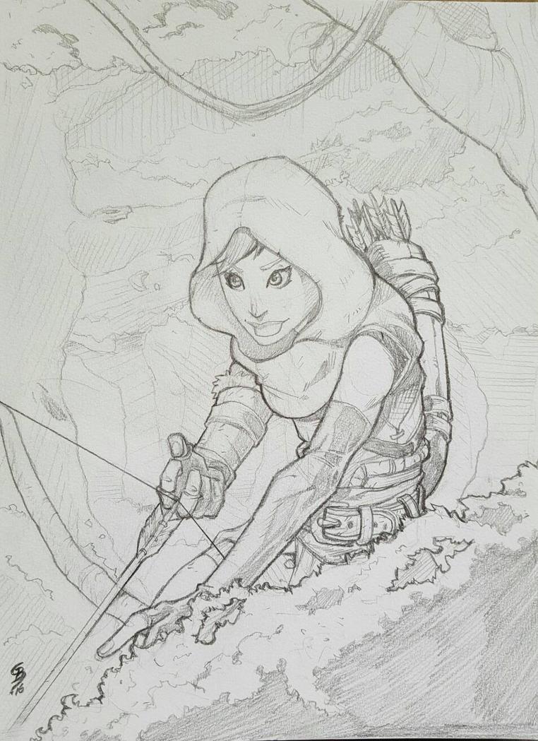 The Hunt by JediKnight97