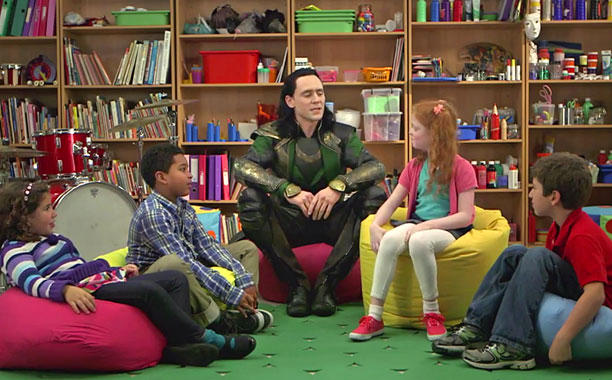 Loki X Reader - Show and Tell by Matcha97 on DeviantArt