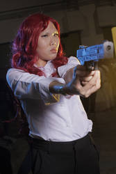 [Iron Man 2] Natalie  Rushman