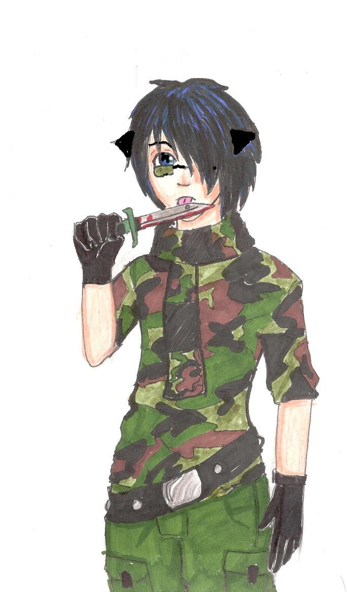 armyboy seres- Sal by miharuyume