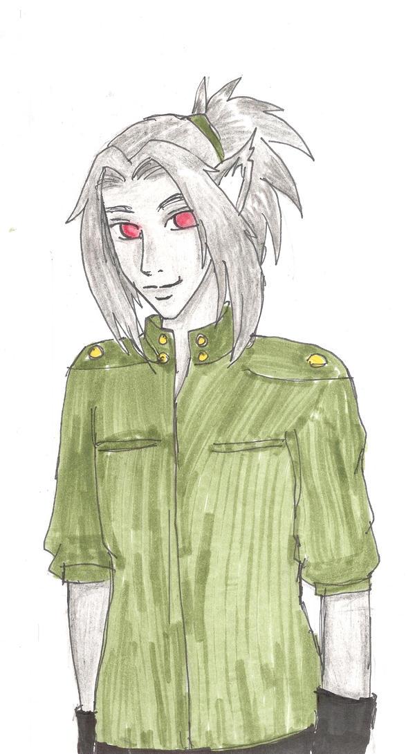 armyboy kenny ynnek by miharuyume
