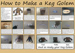How to make a Keg Golem by augustelos