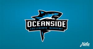 Oceanside Landsharks Logo