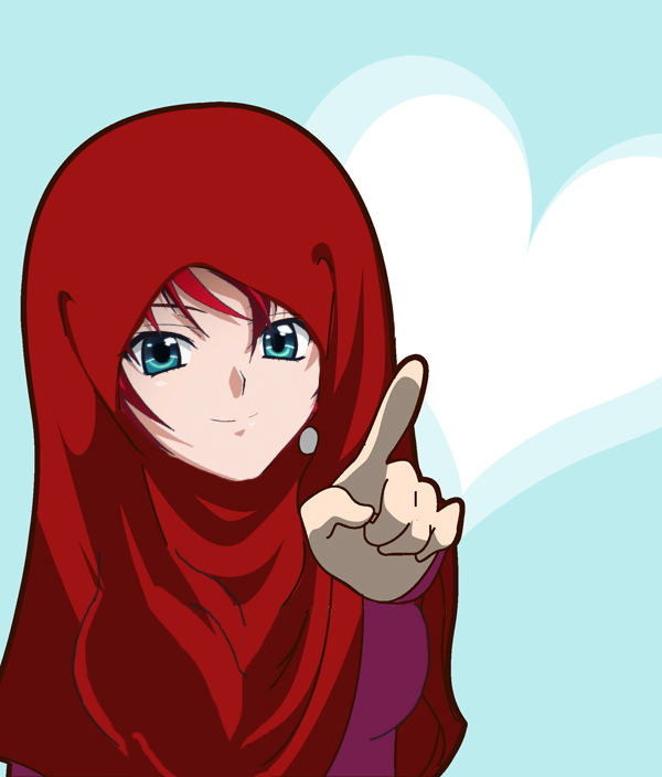 wallpaper hijab wallpapers south - photo #42