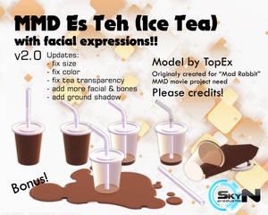 .:MMD - Ice Tea:. DL -UPDATED-