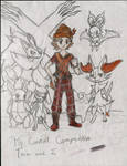 Pokemon X Competitive Team WIP by Taqresu650