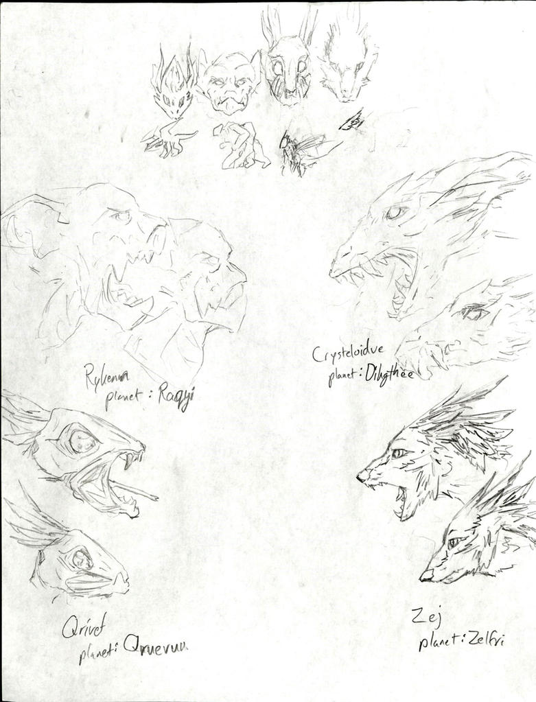 TLoTaX Species Concept Art by Taqresu650