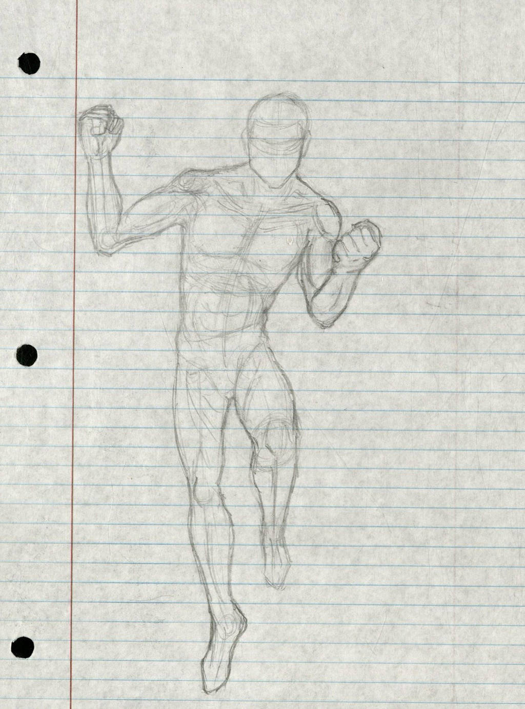 Male Dynamic Pose Practice By Taqresu650 On Deviantart