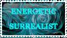 Energetic Surrealist by EnergyArtClub