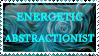 Energetic Abstractionist by EnergyArtClub