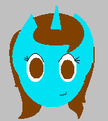 Aviary Gleam pony icon (request) by pallet-pride