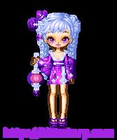 Lili factory-Fantasy Kimono by honeymil