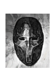 mask frankenstein death race by ZHYRKO